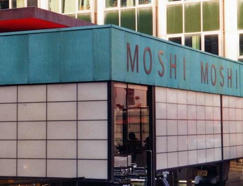 Moshi Moshi, Brighton
